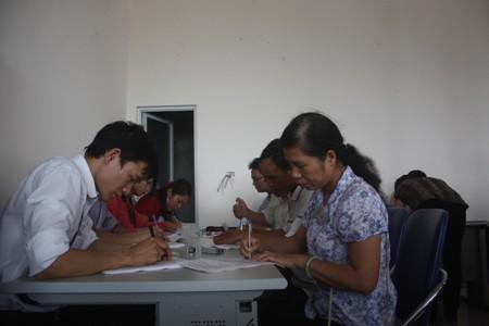 Chỉ có 165 hồ sơ tham gia bốc thăm quyền mua 138 căn NTNT tại dự án NO10A và NO12-3 ở khu đô thị mới Sài Đồng.