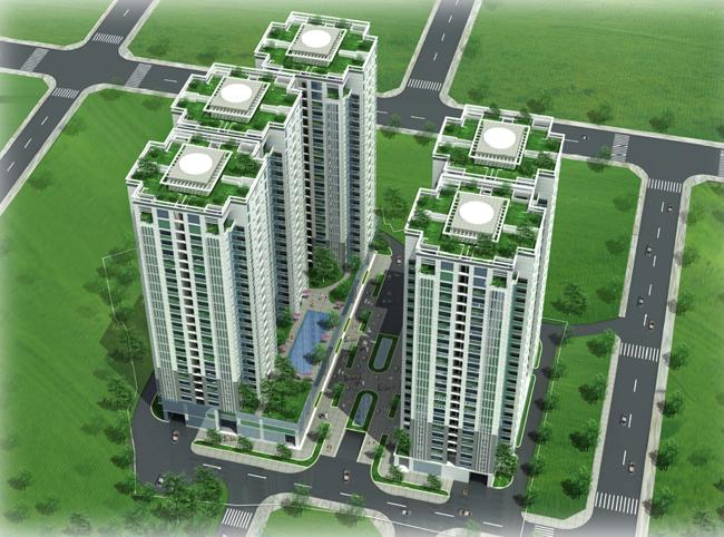 Khởi công dự án chung cư An Sinh, quận 8