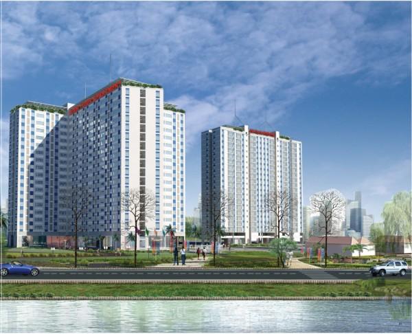 Mở bán đợt 2 căn hộ Anh Tuấn Apartment với giá từ 11,4 triệu đồng/m2