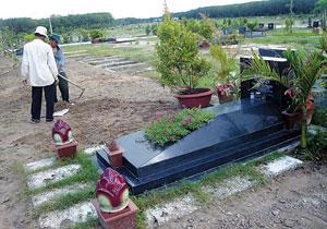 """Kỳ 2: Sốt đất nghĩa trang, """"cò đất"""" lên đời"""