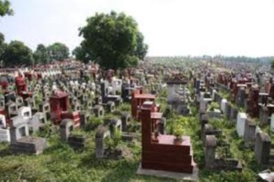 Mở rộng đầu tư các nghĩa trang