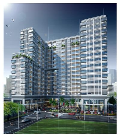 Sacomreal: Ra mắt dự án Carillon Apartment