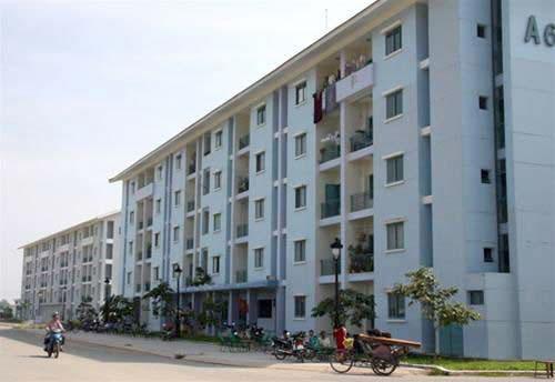 Hà Nội: Hơn 2.300 căn hộ tái định cư sẽ hoàn thành cuối năm