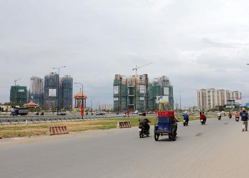 Thị trường căn hộ TP.HCM tiếp tục trầm lắng trong quí 2/2011