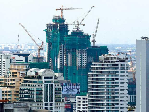 Bangkok sẽ chìm xuống biển vào năm 2030?