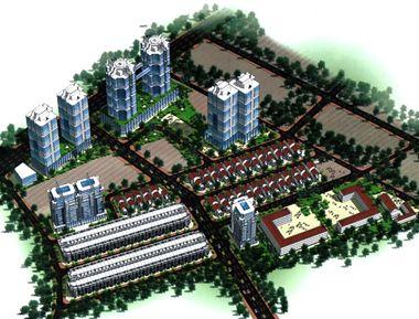 TP.HCM: Duyệt quy hoạch Khu dân cư Hoàng Nam