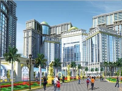 Vinpearl: Rót 300 tỷ đồng từ phát hành cổ phiếu vào dự án Royal City
