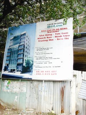 TPHCM: Bán tháo dự án bất động sản