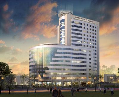 Hà Nội: Thêm 20.000m2 diện tích văn phòng hạng A