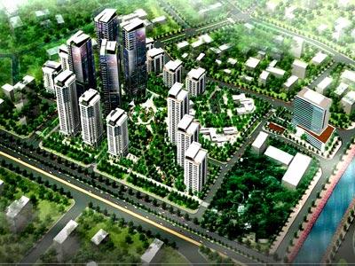 Hà Nội: Thêm một khu đô thị sắp khởi công