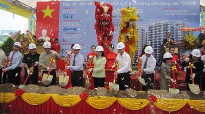 30% khách mua nhà đất ở TP. HCM đến từ Hà Nội.