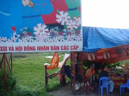 """""""Bóng chim tăm cá"""" kinh đô bất động sản Mê Linh"""