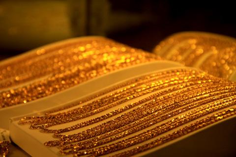 Giá vàng vượt 41,3 triệu đồng