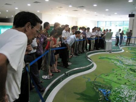 Quy hoạch Hà Nội - bức tranh tổng quan định hướng đầu tư BĐS