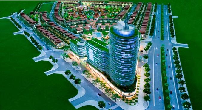 Khởi công dự án The Manor Eco+ Lao Cai