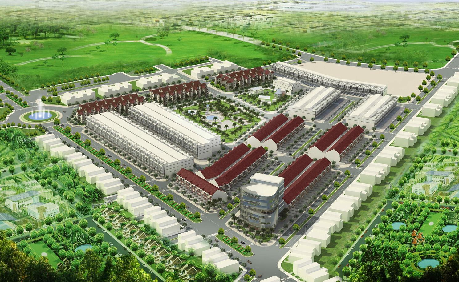 Tiếp tục mở bán dự án Long Hội City với giá 3 triệu đồng/m2