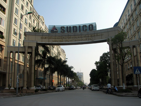 Rắc rối việc bổ nhiệm Tổng giám đốc Sudico