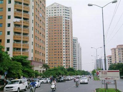 Thị trường căn hộ dịch vụ cho thuê còn tiềm năng