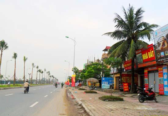 Giá đất đường Lê Trọng Tấn 'dấn ga' sau thông xe