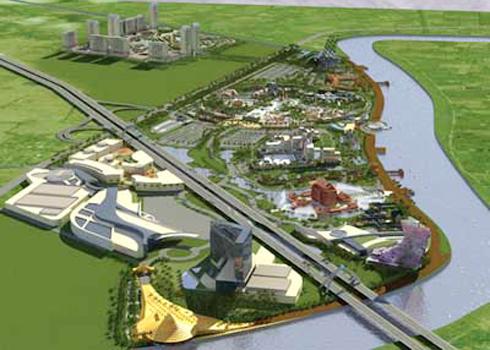 Tập đoàn Westwood đầu tư tài chính vào dự án Happyland