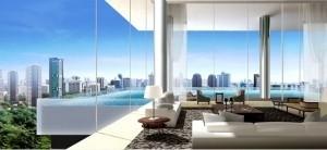 Singapore: Giá căn hộ cao cấp giảm