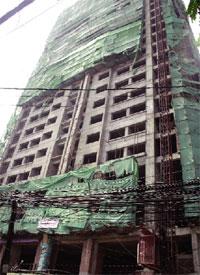 Xây nhà 21 tầng không phép!