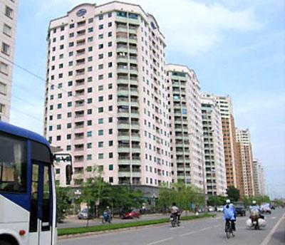 Thị trường căn hộ để bán: Mảnh đất nhiều tiềm năng
