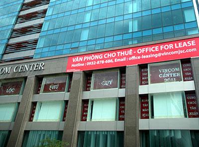 Văn phòng cho thuê: Thị trường HN và TPHCM trái chiều