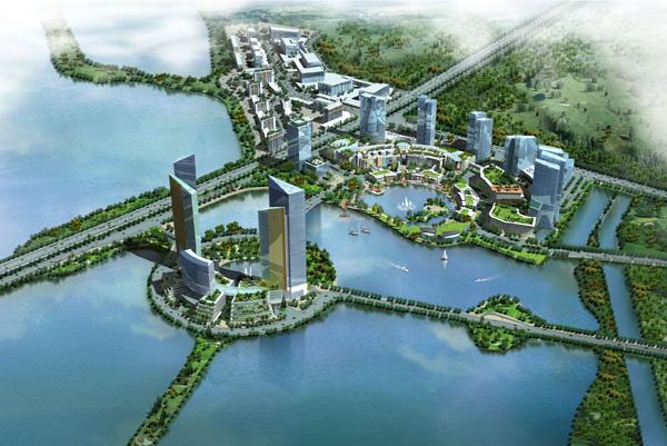 Sắp khai trương khu đô thị Gamuda Gardens
