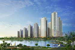 CafeLand – Dự kiến vào cuối tháng 11, chủ đầu tư dự án sẽ chính thức khai trương nhà mẫu Tổ hợp chung cư cao cấp Hà Nội Daewoo – Cleve. Hiện tại dự án này đã hoàn thiện phần móng.