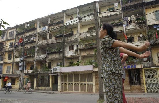 Cải tạo chung cư cũ: Gắn với tái cấu trúc đô thị