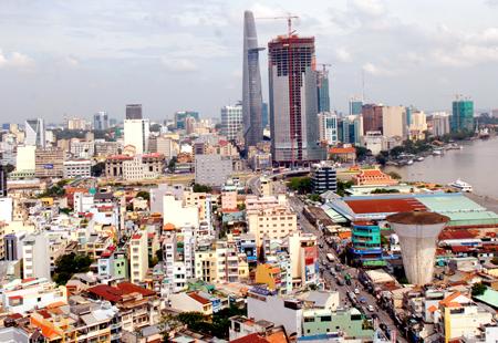 Giá đất cao, đô thị phát triển lộn xộn
