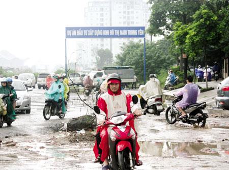 """Hà Nội: """"Khủng hoảng"""" nhà tái định cư"""