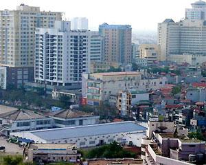 """Địa ốc khu vực Đông Nam Hà Nội: """"Vịt hoá... thiên nga"""""""