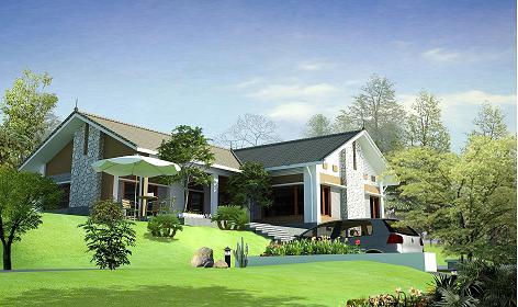 Khai trương nhà mẫu Sunrise Villas