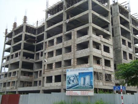 Giá nhà thu nhập thấp Đại Mỗ dự kiến 12 triệu đồng/m2