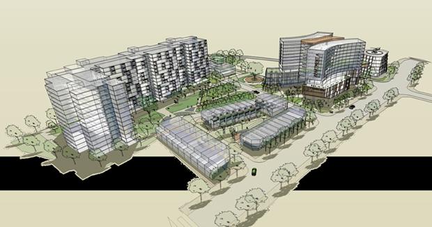 Khởi công dự án Phước Long Spring Town