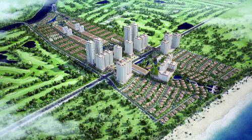 CafeLand - Vào ngày 11/11 tới, Công ty Cổ phần Đầu tư Phát triển và Xây dựng Thành Đô sẽ tổ chức lễ giới thiệu dự án Khu nghỉ dưỡng và nhà ở cao cấp The Empire, tại Hà Nội.