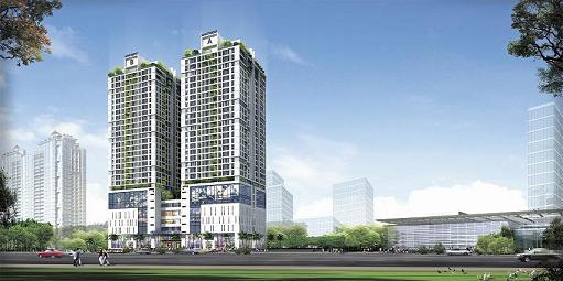 Mở bán Sky Garden Towers với giá từ 18,1 triệu đồng/m2