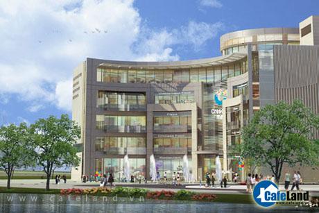 Khai trương Trung tâm thương mại Crescent Mall