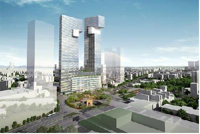 Ben Thanh Twin Tower sẽ khởi công trong quý 1/2012