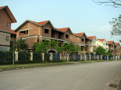 Biệt thự Hà Nội giá cao nhất lên gần 50 tỷ đồng