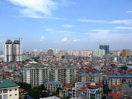 2012 là năm 'vàng' của bất động sản hạng trung