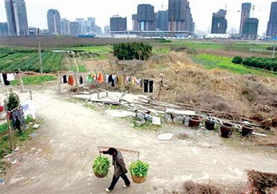 Thủ tướng Trung Quốc kêu gọi - Bảo vệ quyền sử dụng đất của nông dân
