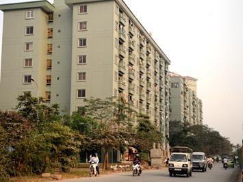 """Thị trường bất động sản Hà Nội: Năm 2012, sẽ lạc quan hơn với các """"gam màu sáng"""""""