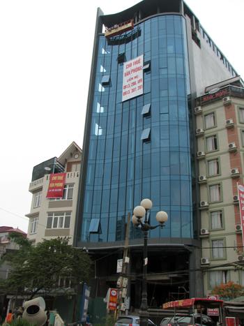 Văn phòng cho thuê Hà Nội ế nhất trong lịch sử