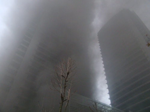 EVN lên tiếng về vụ cháy toà tháp đôi điện lực