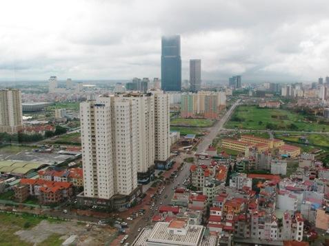 CBRE: Thị trường căn hộ dịch vụ sẽ bùng nổ vào năm 2013