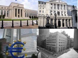 Fitch hạ xếp hạng tín dụng 5 ngân hàng lớn Châu Âu