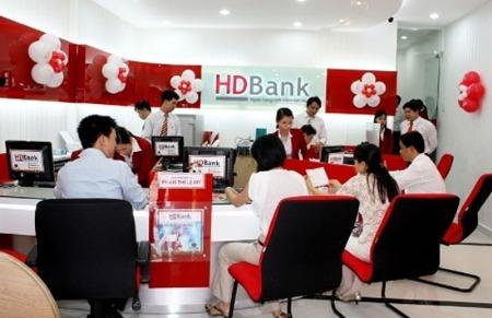 HDBank, DongA Bank, PNB tăng vốn điều lệ